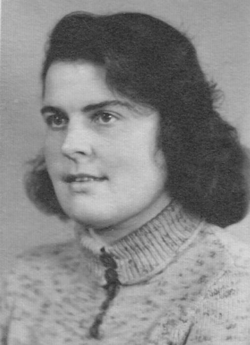 Fotografie aus dem Nachlass Strieffler, 1946