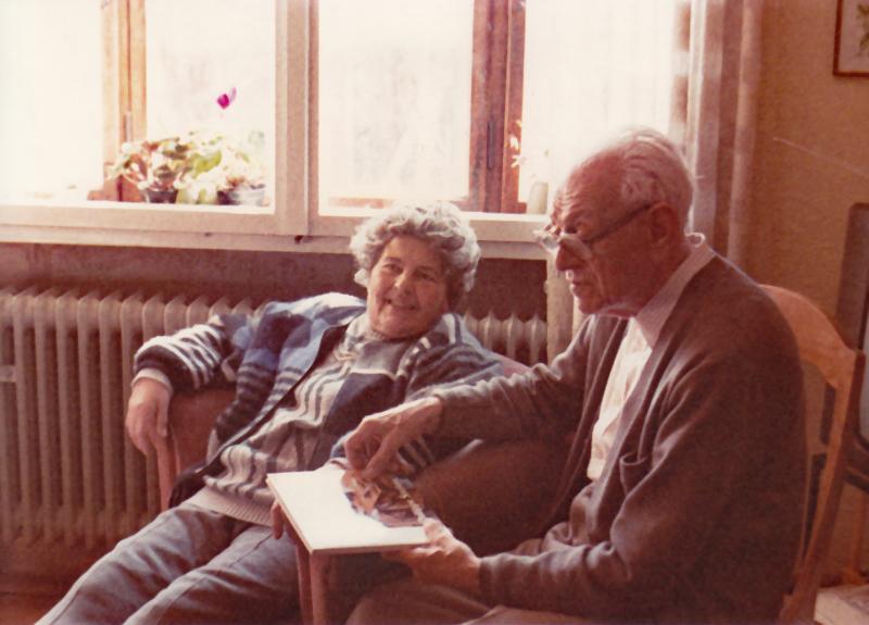Fotografie aus dem Nachlass Strieffler, 1980er