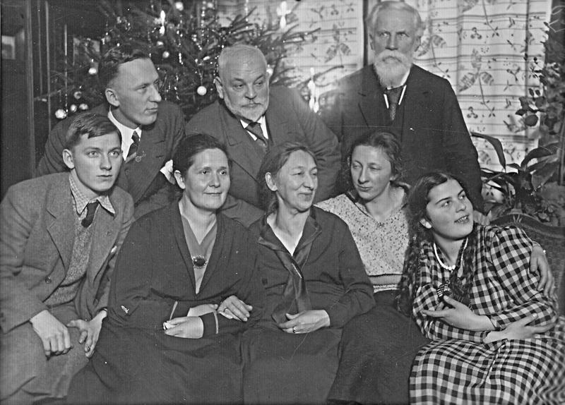 Fotografie aus dem Nachlass Strieffler, 1930er