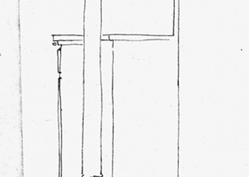 Entwurf von Arndt Hartung, 1912