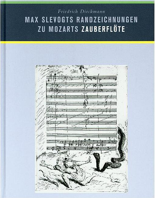 Max Slevogt - Randzeichnungen zu Mozarts Zauberflöte